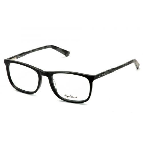 Ochelari de vedere Pepe Jeans barbat Dreptunghiulari PJ3287 C1
