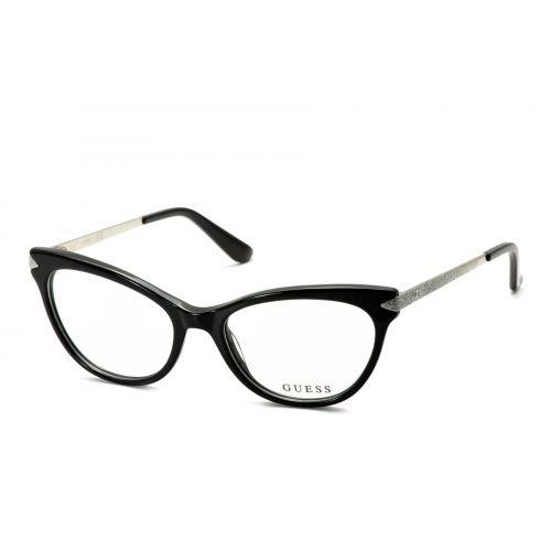 Ochelari de vedere Guess dama Cat Eye GU 2683 001