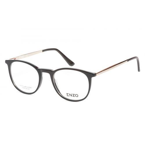Ochelari de vedere Enzo Femei Rotunzi EZM 514 C4