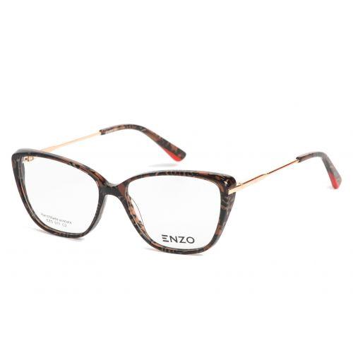 Ochelari de vedere Enzo Femei Cat Eye EZS 011 C2