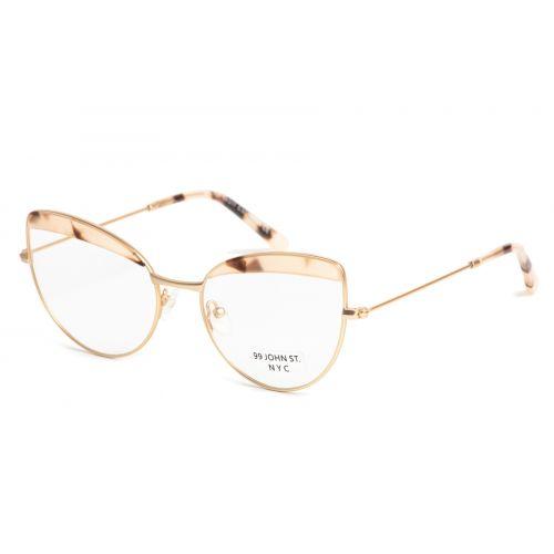Ochelari de vedere 99 JOHN ST. NYC Femei Cat Eye JSV-137 C07