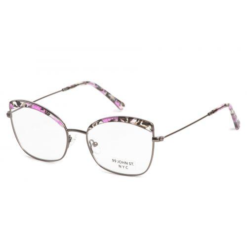 Ochelari de vedere 99 JOHN ST. NYC Femei Cat Eye JSV-136 C12