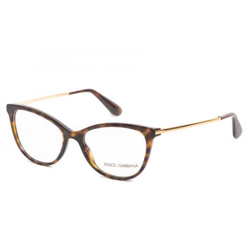 Ochelari de vedere Dolce & Gabbana dama Ovali DG3258 502