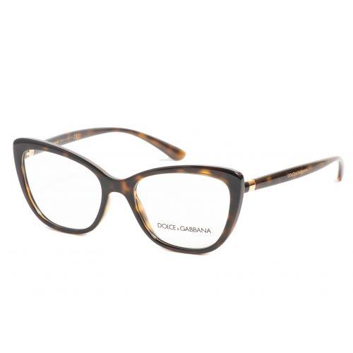 Ochelari de vedere Dolce & Gabbana dama Cat Eye DG5039 502