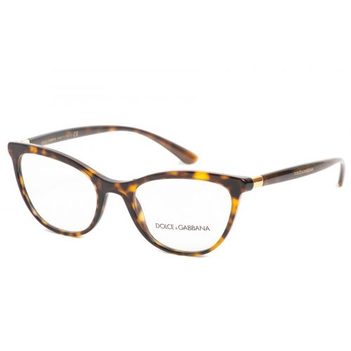 Ochelari de vedere Dolce & Gabbana dama Ovali DG3324 502