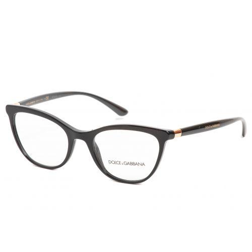 Ochelari de vedere Dolce & Gabbana dama Ovali DG3324 501