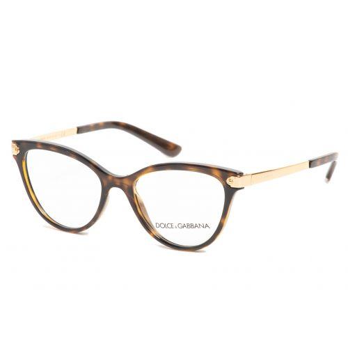 Ochelari de vedere Dolce & Gabbana Femei Cat Eye DG 5042 502