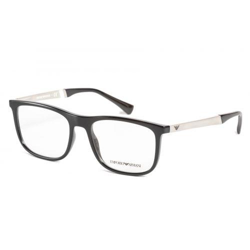Ochelari de vedere Emporio Armani Barbat Patrati EA3170 5001