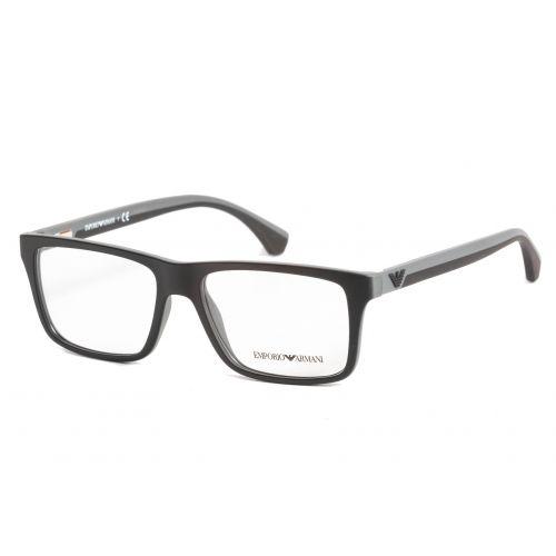 Ochelari de vedere Emporio Armani Barbat Patrati EA 3034 5229