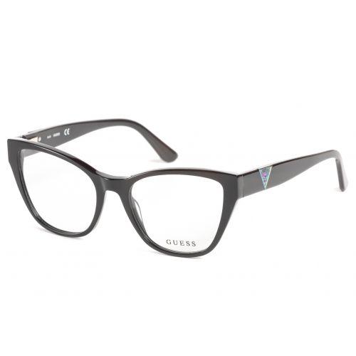 Ochelari de vedere Guess dama Cat Eye GU 2828 001