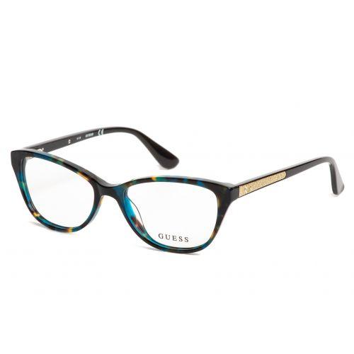 Ochelari de vedere Guess Femei Ovali GU 2634 092