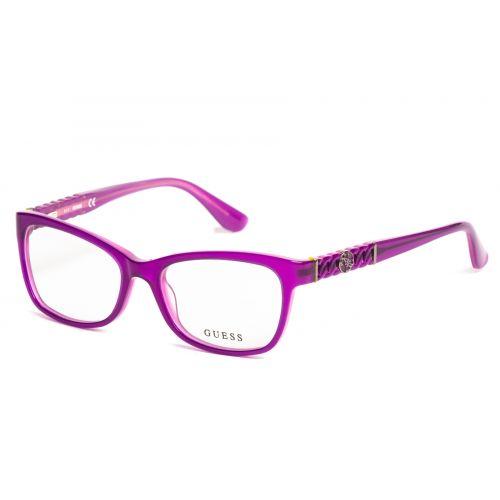 Ochelari de vedere Guess Femei Dreptunghiulari GU 2606 081