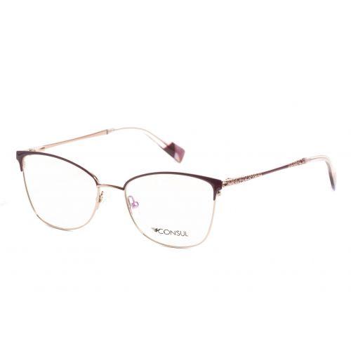Ochelari de vedere Consul Femeie Cat Eye F628 C8