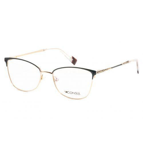 Ochelari de vedere Consul Femeie Cat Eye F628 C10