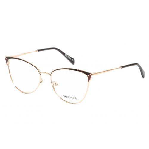 Ochelari de vedere Consul Femeie Cat Eye 7268 C1