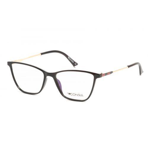 Ochelari de vedere Consul Femeie Cat Eye T818 C1