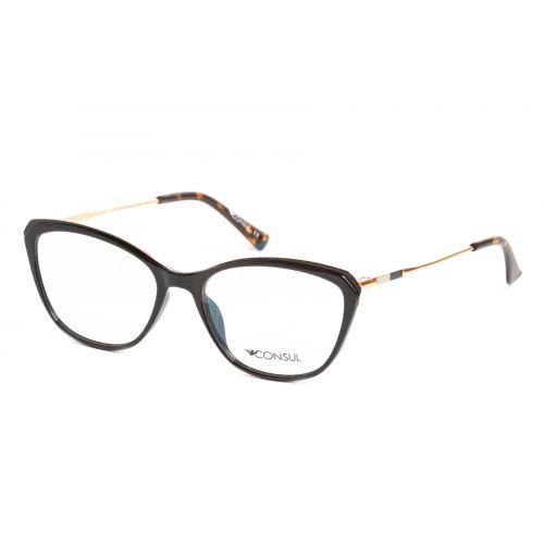 Ochelari de vedere Consul Femeie Cat Eye T858 C1