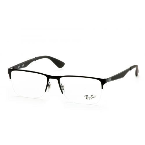Ochelari de vedere Ray Ban barbat Dreptunghiulari RB 6335 2503