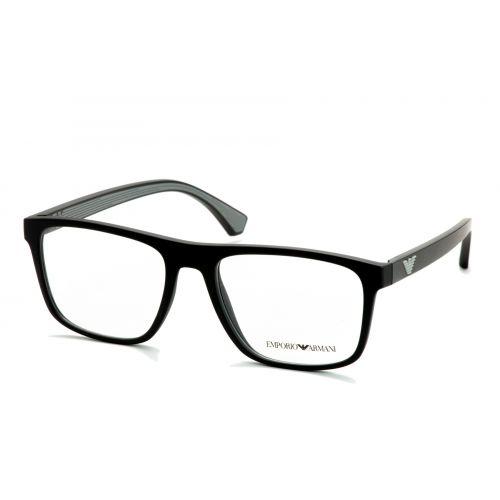 Ochelari de vedere Emporio Armani Barbat Dreptunghiulari EA 3159 5042
