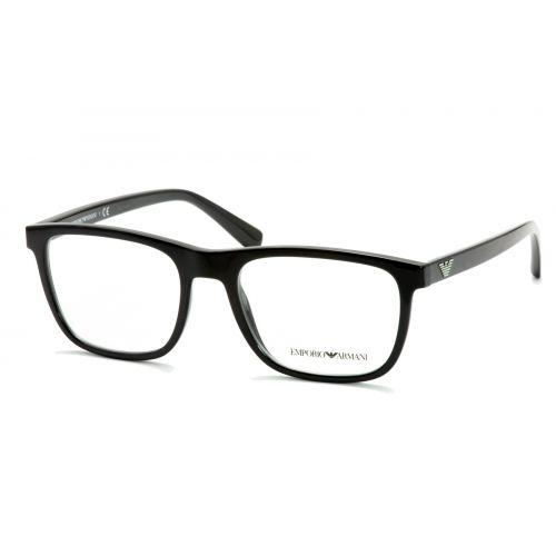Ochelari de vedere Emporio Armani Barbat Dreptunghiulari EA3140 5001