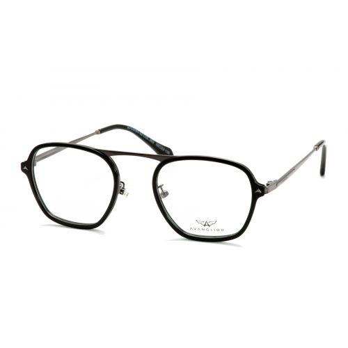 Ochelari de vedere Avanglion barbat Aviator AVO2065-52