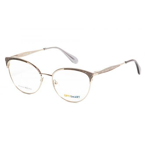 Ochelari de vedere Optismart Femeie Cat Eye Florence 4025 C3