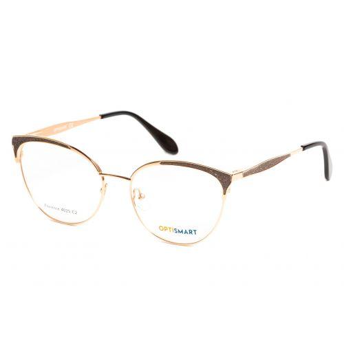Ochelari de vedere Optismart Femeie Cat Eye Florence 4025 C2