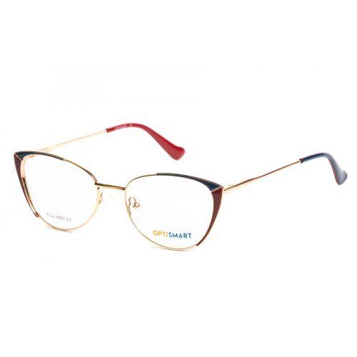 Ochelari de vedere Optismart Femeie Cat Eye Plaza 4057 C1