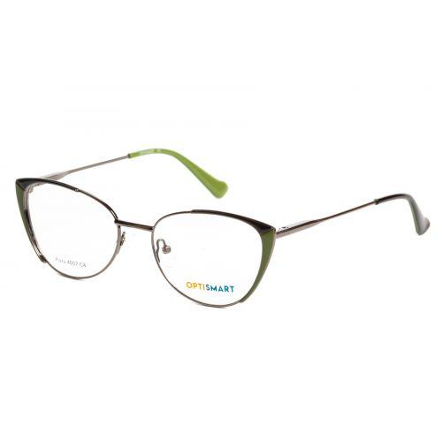 Ochelari de vedere Optismart Femeie Cat Eye Plaza 4057 C4