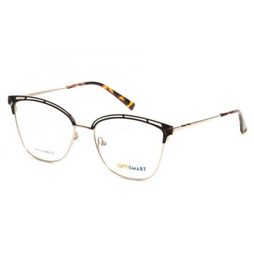 Ochelari de vedere Optismart Femeie Cat Eye Sahara 4040 C2