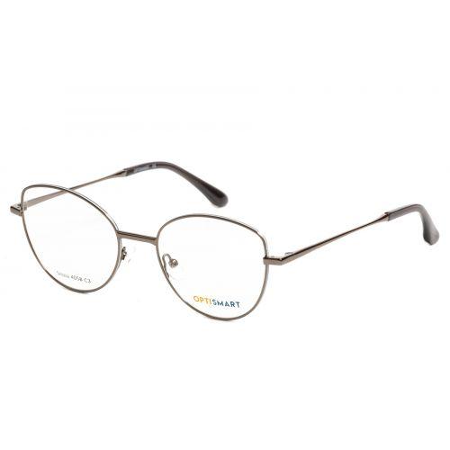 Ochelari de vedere Optismart Femeie Cat Eye Sinaia 4058 C3