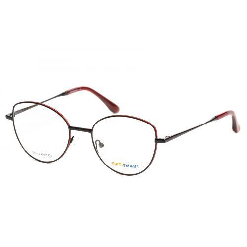 Ochelari de vedere Optismart Femeie Cat Eye Sinaia 4058 C1