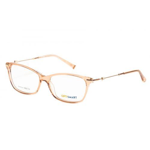 Ochelari de vedere Optismart Femeie Dreptunghiulari Jasmine 1002 C3