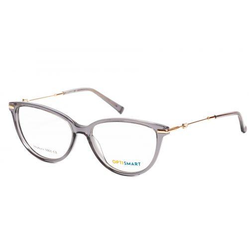 Ochelari de vedere Optismart Femeie Cat Eye Hepburn 1001 C3