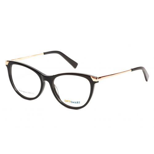 Ochelari de vedere Optismart Femeie Cat Eye Buckingham 1055 C1