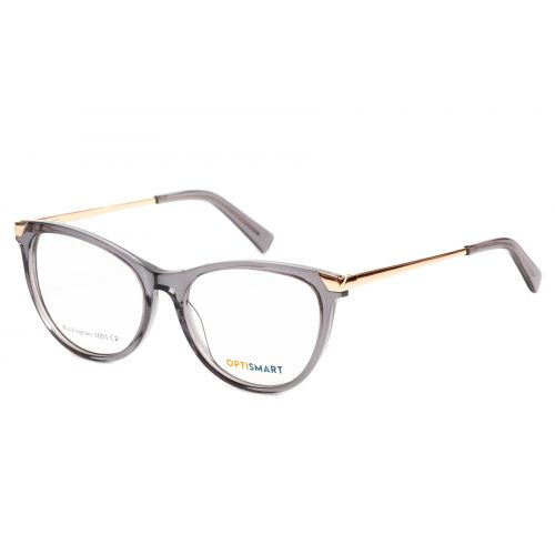 Ochelari de vedere Optismart Femeie Cat Eye Buckimgham 1055 C2