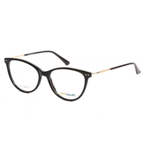 Ochelari de vedere Optismart Femeie Cat Eye Pearl 1003 C1