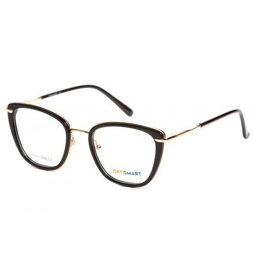 Ochelari de vedere Optismart Femeie Cat Eye Victoria 1032 C1
