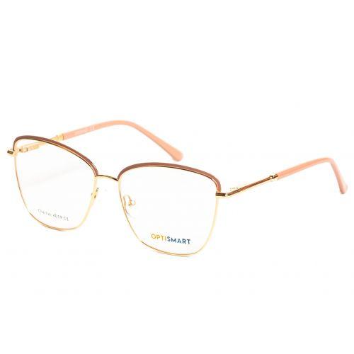 Ochelari de vedere Optismart Femeie Patrati Charlize 4019 C1
