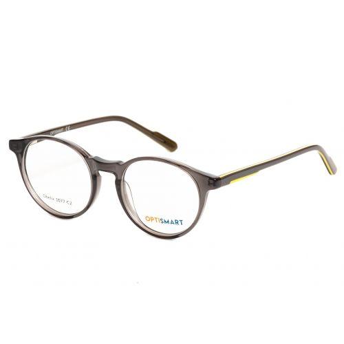 Ochelari de vedere Optismart Unisex Rotunzi Obelix 1077 C2