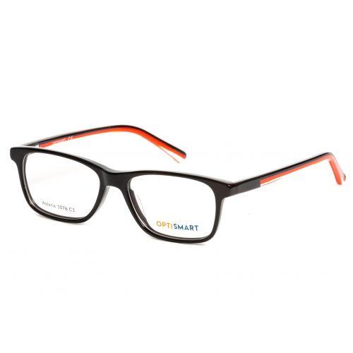 Ochelari de vedere Optismart Baiat Dreptunghiulari Asterix 1076 C1
