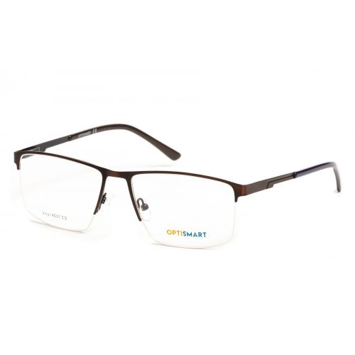 Ochelari de vedere Optismart Barbat Dreptunghiulari Vinyl 4037 C3