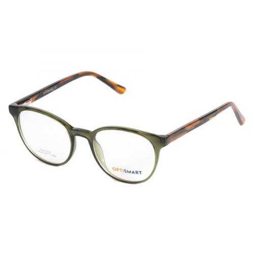 Ochelari de vedere Optismart unisex Rotunzi Tomis 014 C3