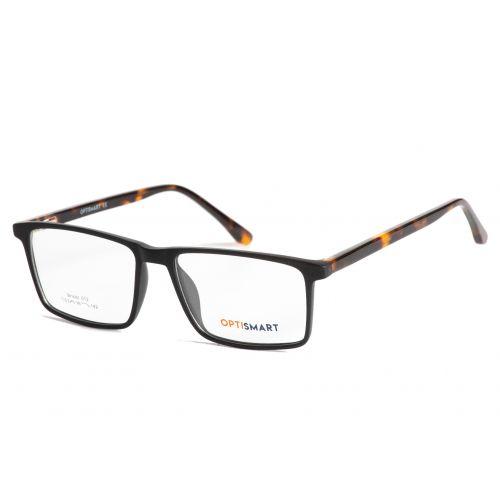 Ochelari de vedere Optismart barbat Dreptunghiulari bristol 012 C1