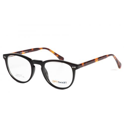 Ochelari de vedere Optismart unisex Rotunzi Bardot 007 C1