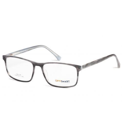 Ochelari de vedere Optismart barbat Dreptunghiulari Urban 005 C4