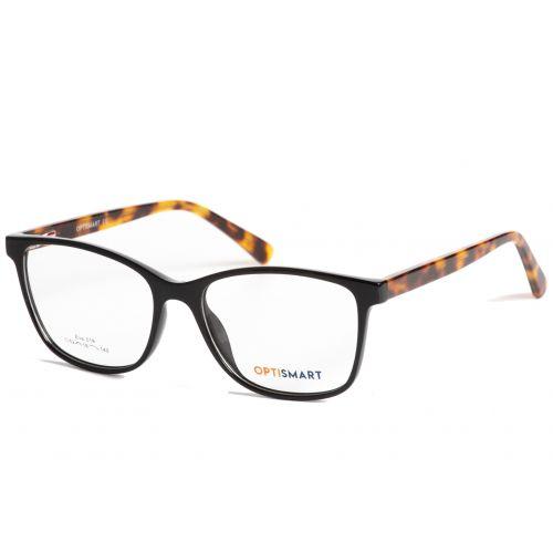 Ochelari de vedere Optismart Femei Patrati Eva 019 C1
