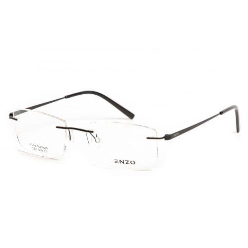 Ochelari de vedere Enzo Barbat Dreptunghiulari EZR 500 C1