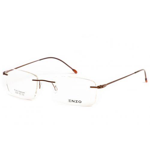 Ochelari de vedere Enzo Barbat Dreptunghiulari EZR 501 C2
