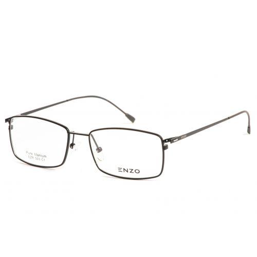 Ochelari de vedere Enzo  barbati Dreptunghiulari EZR 503 C1
